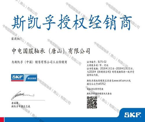 中电国服轴承(北京)有限公司
