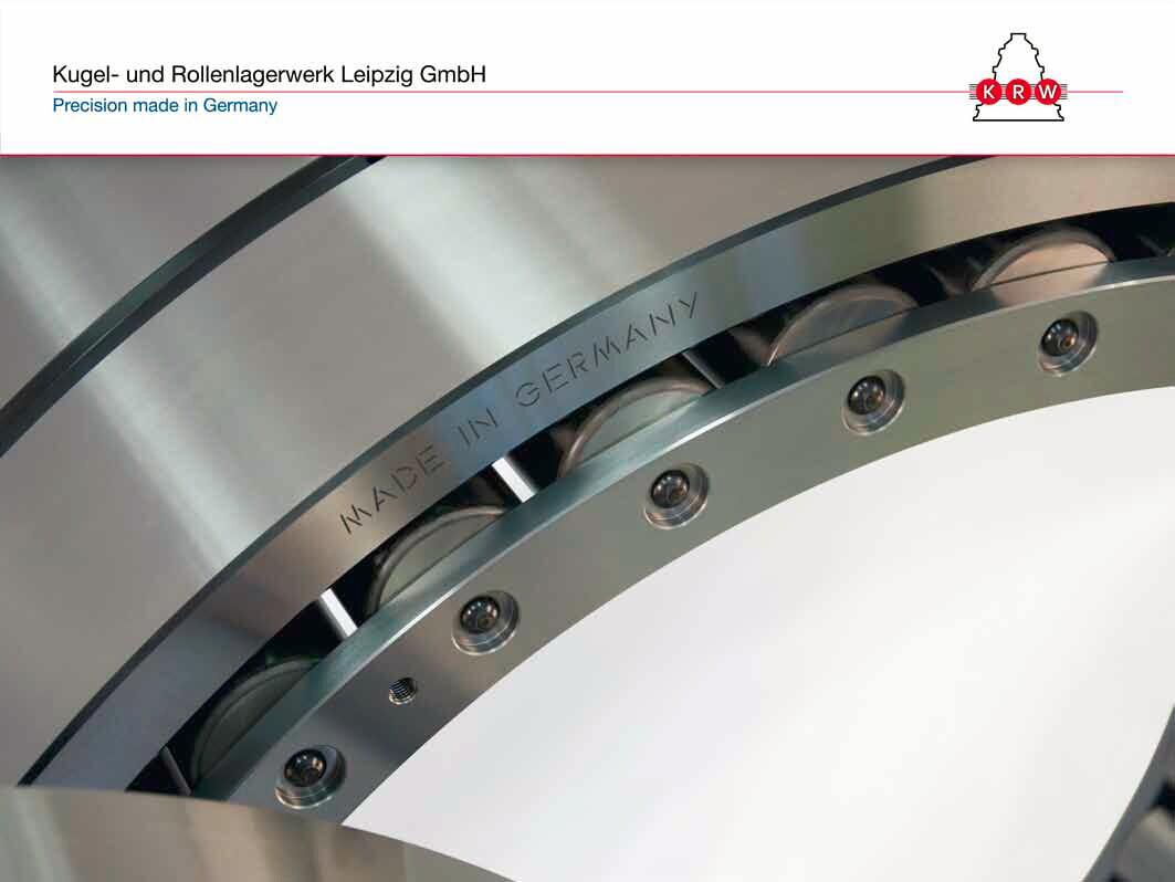 德国KRW滚柱滚珠轴承生产有限公司